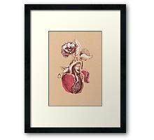 Anatomy of Nature 01 Framed Print