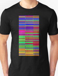 Spectrum data glitch T-Shirt