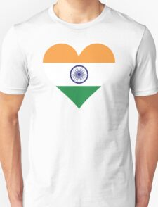 A heart for India T-Shirt
