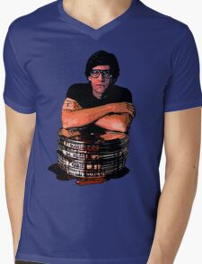 The King of Venereal Horror Mens V-Neck T-Shirt