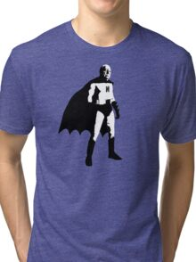 Supermies Mies Van der Rohe Architecture T-shirt Tri-blend T-Shirt