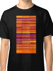 Sunrise spectrum data glitch Classic T-Shirt
