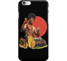 Afro Kung Fu  iPhone Case/Skin