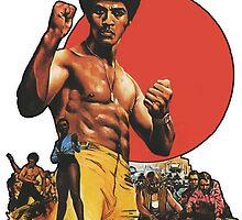 Afro Kung Fu  by Spookydark