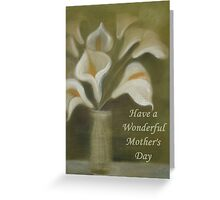 Have A Wonderful Mother's Day Greeting Card