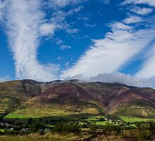 Blencathra - The Lake District - England by Ian Wright