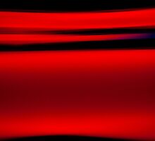 Abstract Red Light Strokes by UDDesign