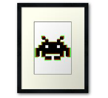INVADER:INVADER - ONE:Print Framed Print
