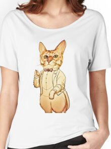 Alice in Wonderland: Mr. Rabbit Women's Relaxed Fit T-Shirt