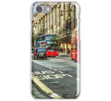 Oxford Street London iPhone Case/Skin