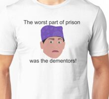 Prison Mike, Nice to meet me. Unisex T-Shirt