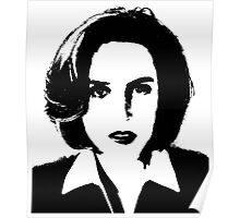 X-Files - Dana Scully Poster