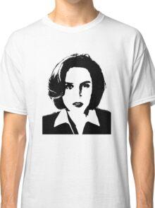 X-Files - Dana Scully Classic T-Shirt