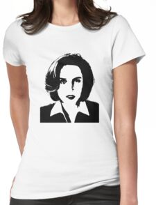 X-Files - Dana Scully Womens Fitted T-Shirt