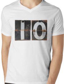 TOP TEN Mens V-Neck T-Shirt