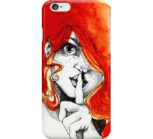 Witch 02 iPhone Case/Skin