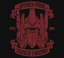 Legend Of Cybertron - Optimus Baby Tee