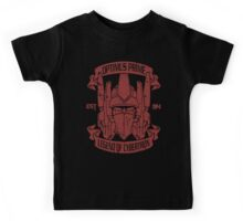 Legend Of Cybertron - Optimus Kids Tee