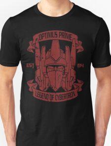 Legend Of Cybertron - Optimus T-Shirt