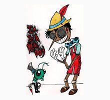 pinocchio and jiminy cricket  Unisex T-Shirt