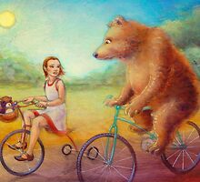 Last Known Bear-Abouts by JennHales