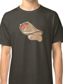 Sleepy Taco Man Classic T-Shirt