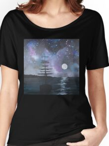 Neverland at Night 2 Women's Relaxed Fit T-Shirt