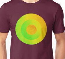 GREEN CIRCLES Unisex T-Shirt