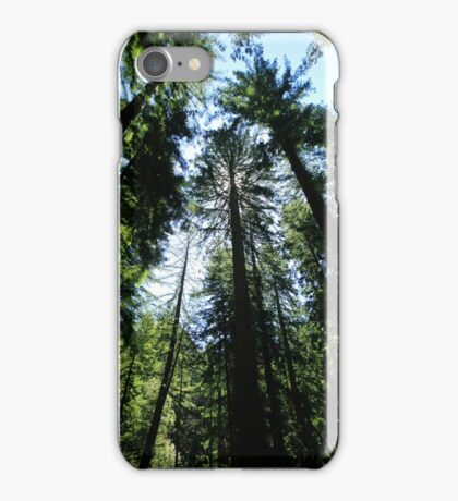 Redwood Giants  iPhone Case/Skin