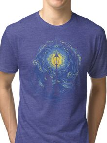 At the End of Time Tri-blend T-Shirt