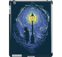At the End of Time iPad Case/Skin