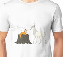 The Stag and the Fox Unisex T-Shirt