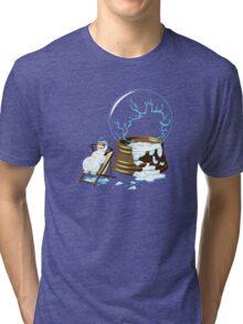 Winter Break Tri-blend T-Shirt