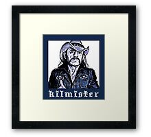 kilmister Framed Print