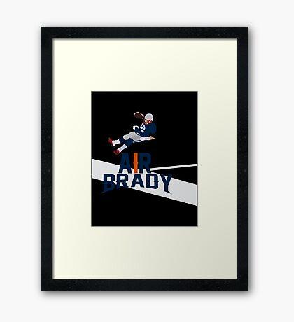 Air Brady Framed Print