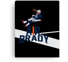 Air Brady Canvas Print