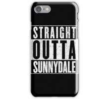 Sunnydale Represent! iPhone Case/Skin