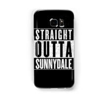 Sunnydale Represent! Samsung Galaxy Case/Skin