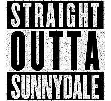 Sunnydale Represent! Photographic Print