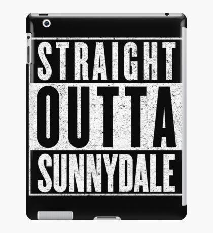 Sunnydale Represent! iPad Case/Skin