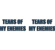 Tears Of My Enemies by Brinjen
