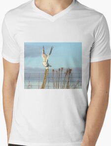 Field of dreams Mens V-Neck T-Shirt