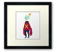 King Jr. Framed Print