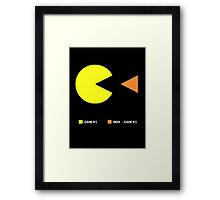 Gamers Framed Print