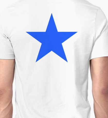 Blue Star, STELLAR ACHIEVEMENT, cool Unisex T-Shirt