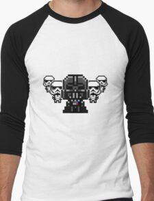 Pixel Wars Men's Baseball ¾ T-Shirt