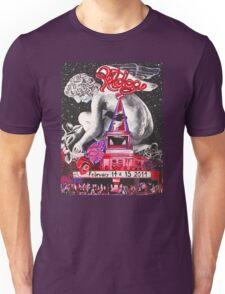 A Valentine's Evening with Ratdog 2014 - Design 1 Unisex T-Shirt