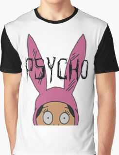 "Louise ""Psycho"" Blecher Graphic T-Shirt"