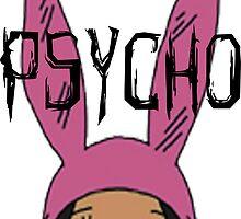 "Louise ""Psycho"" Blecher by my-d1spute"