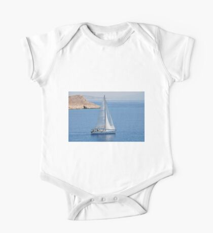 Sailing in Greece One Piece - Short Sleeve
